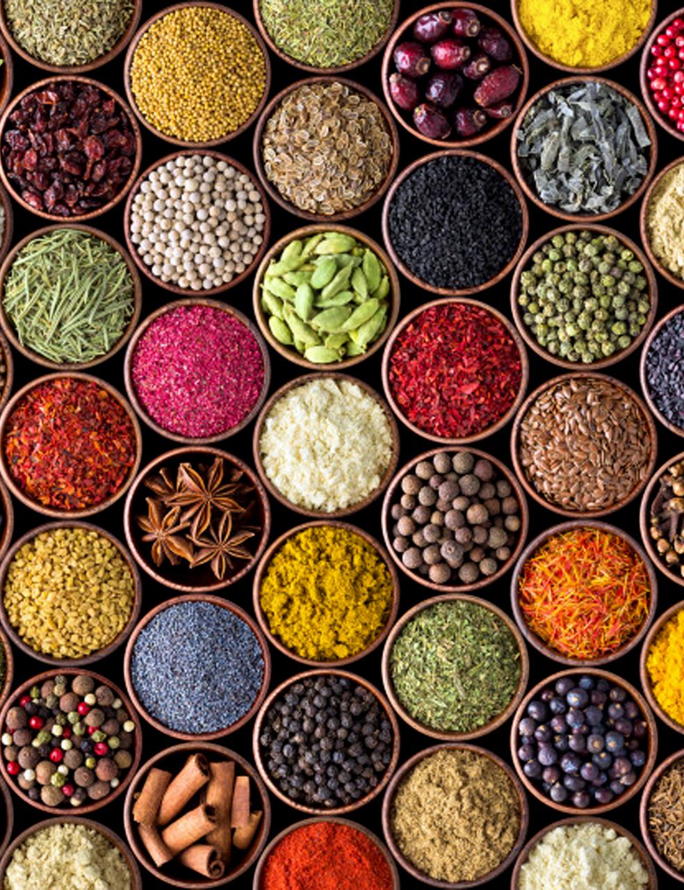 bundle of spices